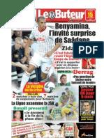 LE BUTEUR PDF du 15/12/2009