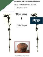 236172087 the Original Major Odu Ifa Ile Adedayo Ologundudu