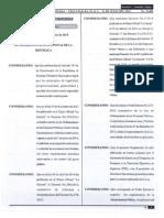 ACUERDO 462 - 2014. Reglamento de La Ley de Ordenamiento de Las Finanzas Públicas