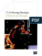 Historia de Rampa de T. Lobsang Rampa v1.0