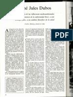 ArtículoRenéDubos