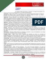 Glossário Administração de Projetos