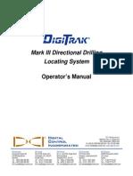 DigiTrak Mark III Directional Drilling Locating System