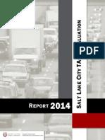 Salt 2014 Salt Lake City TACT Enforcement Evaluation Report