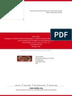 Investigación Cuantitativa (Monismo Metodológico) y Cualitativa (Dualismo Metodológico)- El Status e