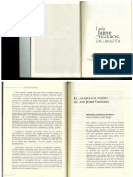 El Lazarillo de Luis Jaime Cisneros