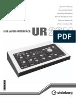 UR28M OperationManual Es