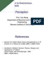 Lecture 4 Sensor 1