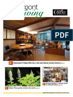 Claremont Living Fall 2014