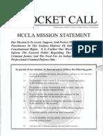 1999 JanFeb Docket Call