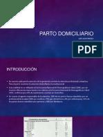 Parto Domiciliario - Luis Alayo