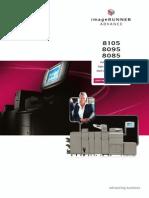Copier IRADV 8000 Srs Hi Res 010411