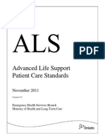 Advanced Life Support Patient Care Standards_Version 3.0_November 2011