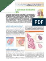 Enfermedad Pulmonar Obstructuva Crónica (EPOC)
