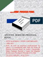 Reforma Procesal Hernán Silva