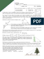 Revisao 3ª Série (E.M.) Funcao, Trigonometria e Matriz