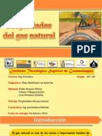 Propiedades Del Gas Natural