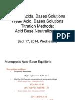 Acid Base Titrations_Chem 28
