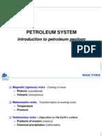 Petroleum System Introduction to Petroleum Geology 1parte (Maria Gutierrez)