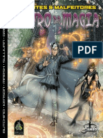 Mutantes e Malfeitores - O Livro de Magia - Taverna do Elfo e do Arcanios.pdf
