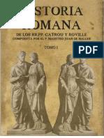 Catrou y Roville - Historia de Roma Tomo I
