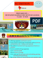 Nutrition (Mustafizurahman 5ukm)