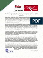 11-13-12 - Sex-God & the Gospel