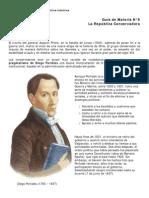 La Republica Portaliana y Conservadora 6 Año