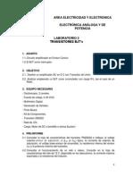 LabEAP 02 Transistores BJT 13082001