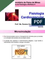 1. Fisiologia Cardiovascular