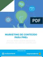 Marketing de Conteudo PMEs