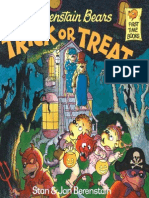 BERENSTEIN BEARS TrickorTreat