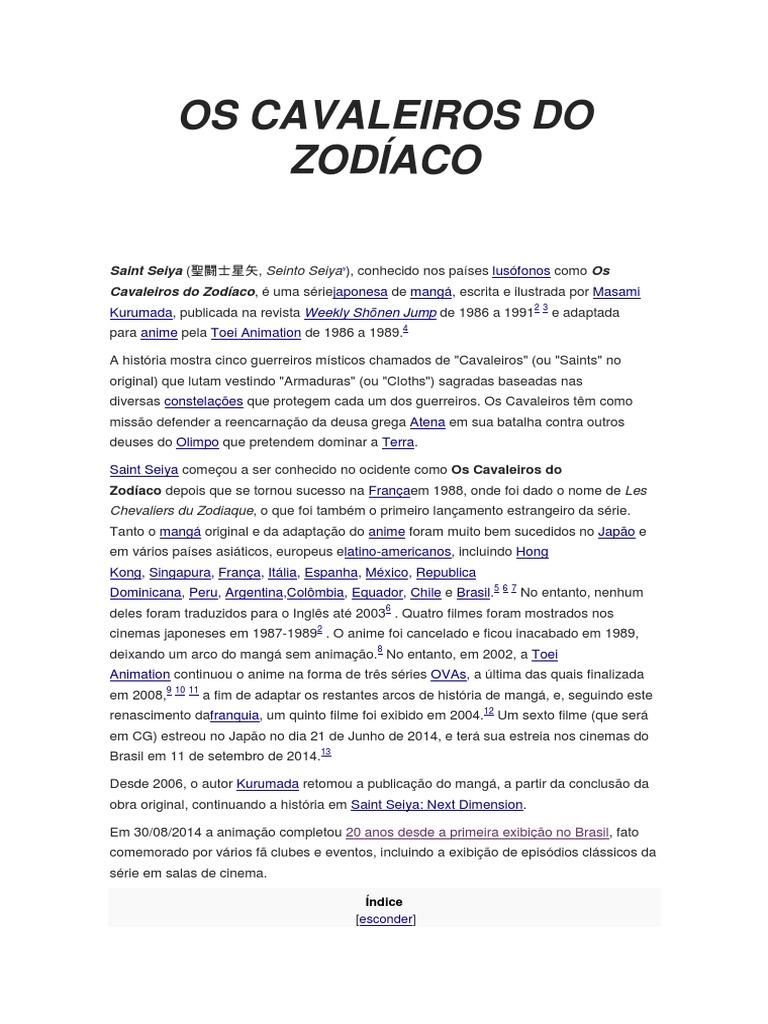 CAVALEIROS 1995 DOWNLOAD ZODIACO GRÁTIS CD