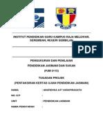 Borang Senarai Semak