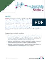 Guia de Acividades Unidad 2