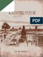 Kadhiri 1155 - Aji Prasetyo