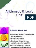 Arithmetic & Logic Unit