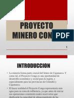 Diapositivas Proyecto Minero Conga