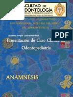 Presentación de Caso Clínico de Odontopediatría- Maylin