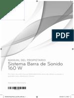 soundbar manual