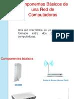 Tema 1. Componentes Basicos de Una Red