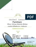 Onthel Lawas- Furniture