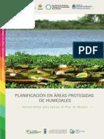 Planificacion en Areas Protegidas de Humedales