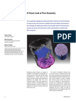 A Closer Look at Pore Geometry