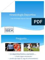 Clase 1 - Kinesiología Deportiva