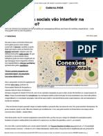 Como as Redes Sociais Vão Interferir Na Próxima Eleição_ - Caderno PrOA