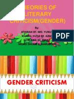 Gender Criticism