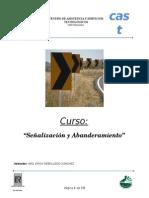 Manual Cast 2010 Capufe Señalizacion y Abanderamiento Corregido