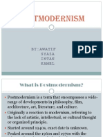 Post Modernism PPT