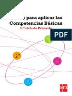 Tareas para aplicar las Competencias Básicas. 3er Ciclo de Primaria.pdf